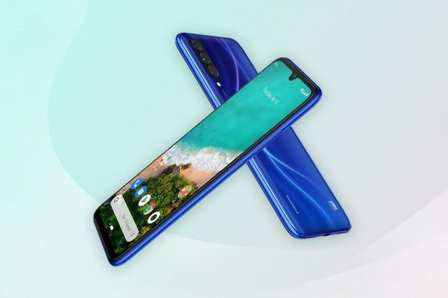 Xiaomi-Mi A3 Azul-64Gb-JosueImports-Maringa - Foto 2