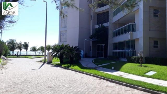 Apartamento Beira Mar 2 quartos Fortaleza-CE. RIVIERA BEACH PLACE - Foto 19