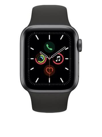 Apple Watch série 5 44mm - GPS- Alumínio - preto