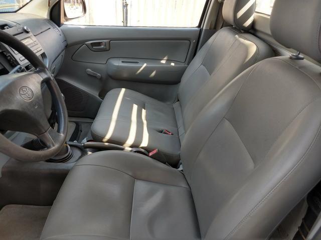 Toyota Hilux cs 4x4 2008 - Foto 8