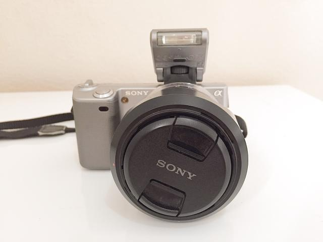Câmera Mirroless Sony Nex 5