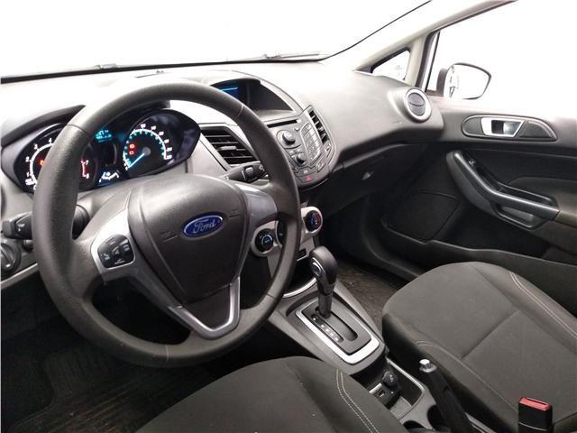 Ford Fiesta 1.6 se hatch 16v flex 4p automático - Foto 8