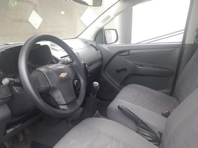S10 2012/13 2.8 diesel branca 4x2 cab. simples - Foto 3