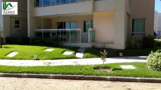 Apartamento Beira Mar 2 quartos Fortaleza-CE. RIVIERA BEACH PLACE - Foto 18