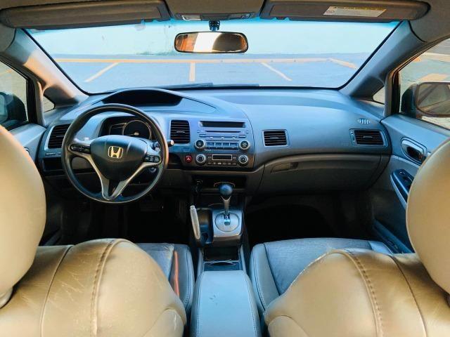 Honda New Civic 1.8 EXS - 2008 - Foto 10