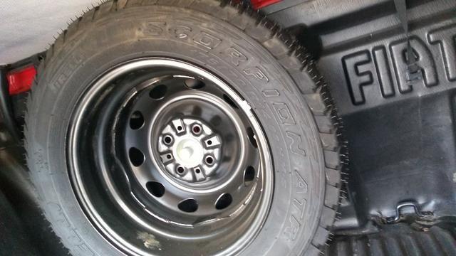 Fiat Strada 3 porta 1.4 flex - Foto 9