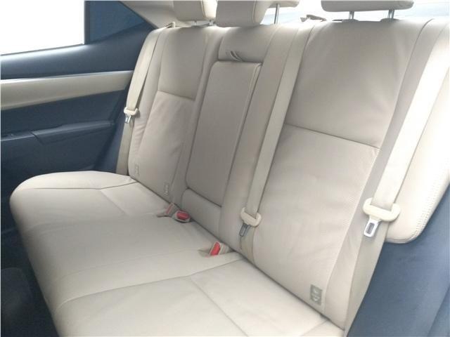 Toyota Corolla 2.0 altis 16v flex 4p automático - Foto 11