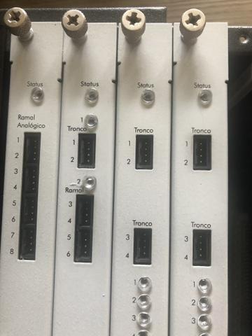 Central telefonica impacta 94 E1 - Foto 4