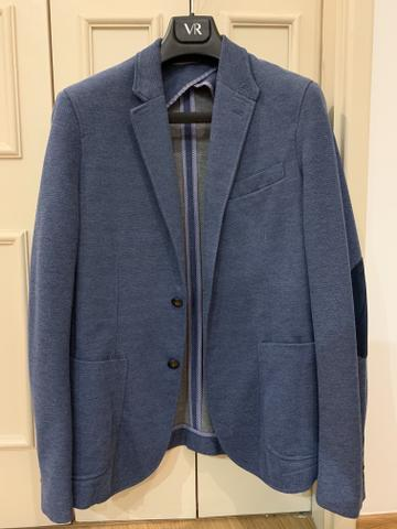 Blaser social masculino Zara Man - tamanho 46 3b7b3a97b4023