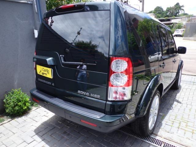 Oportunidade Land Rover Discovery4 3.0 hse Blindado - Foto 6