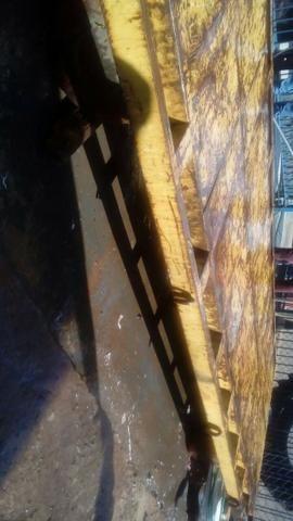 Carrinho industrial plataforma - Foto 4