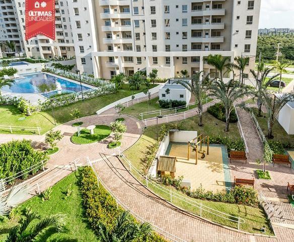 Vita Residencial Clube com 2 quartos sendo 1 suite / Moveis planejados na cozinha - Foto 10
