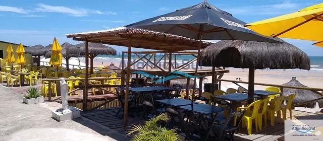Cabana de Praia - Praia dos Milionários