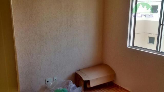 Apartamento residencial à venda, sítio cercado, curitiba. - Foto 9