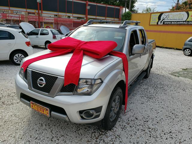 Nissan Frontier SV Attack 4X4 - 2014