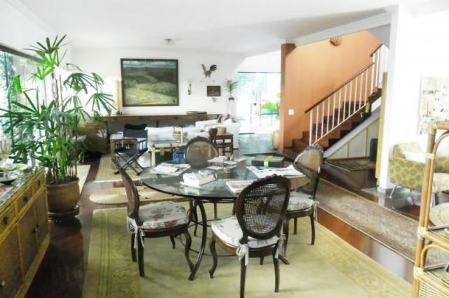 Casa à venda com 4 dormitórios em Alto de pinheiros, São paulo cod:259-IM85341 - Foto 10