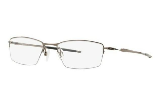 9bb2d54b7 Armação Oculos Grau Oakley Lizard Ox5113 0356 Titanio Grafit ...