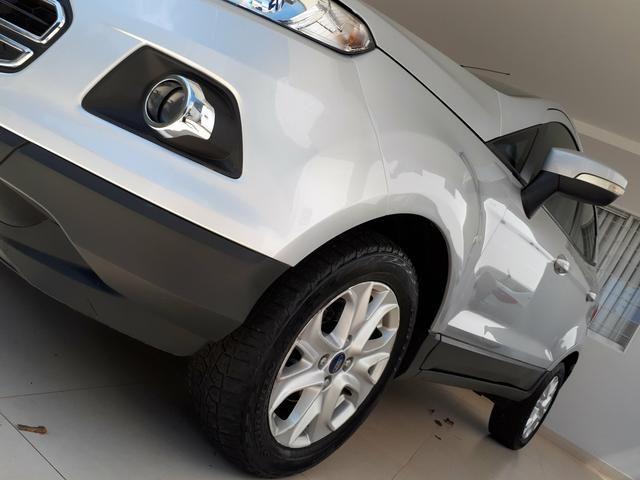 Ford Ecosport titanium 2.0 autom. 2013 completo - Foto 16