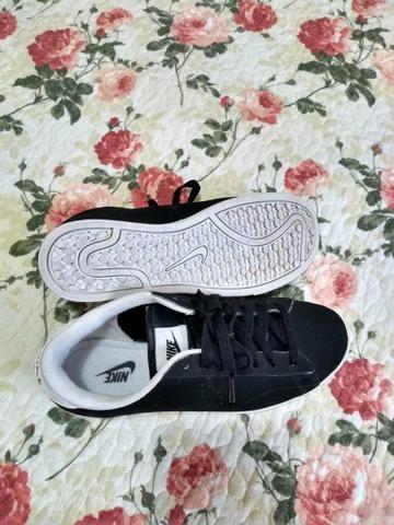 488261d7b30 Sapatênis Nike camurça usado 1x tamanho 35 - Roupas e calçados ...