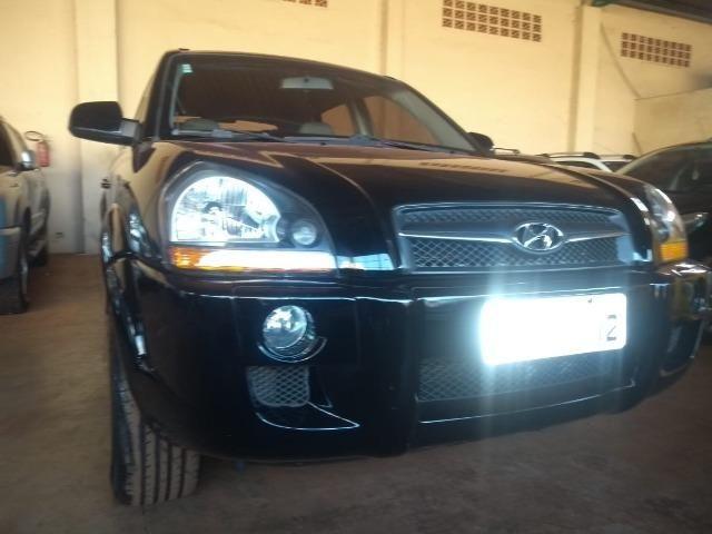 Hyundai Tucson Gls Aut Com Mult Mídia e Couro
