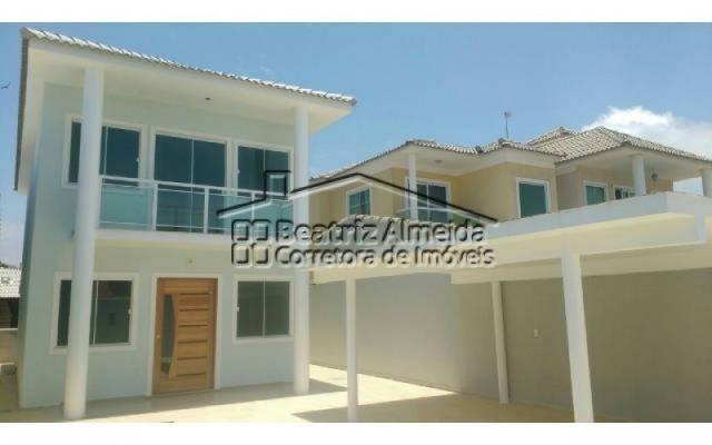 casa de 3 quartos sendo 2 suites em itaipuaçu marica rj - Foto 4
