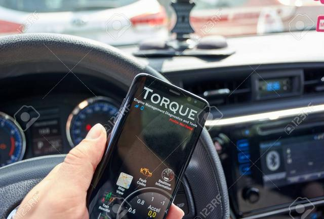Scanner Automotivo Universal Obd2 Bluetooth - Torque Pro
