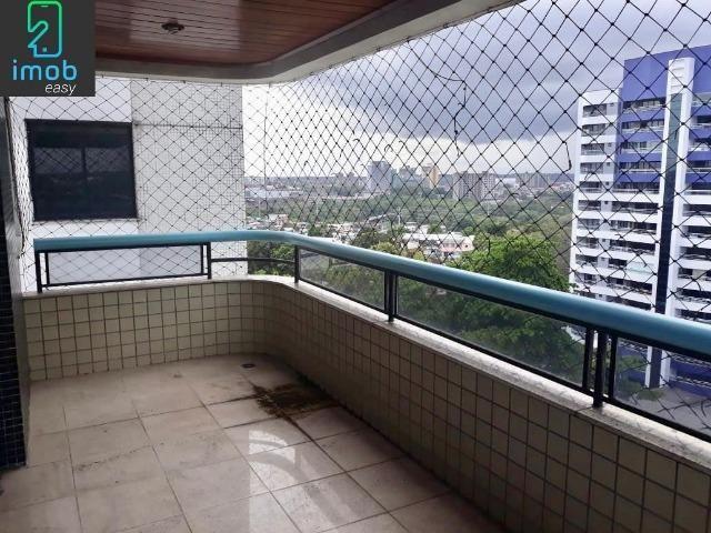 Edifício San Germain 4 quartos semi-mobiliado (Adrianópolis) - Foto 3
