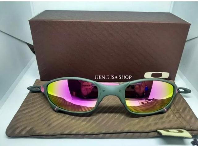 a9b1765d1 Óculos Oakley Juliet X-metal Rosa - Bijouterias, relógios e ...