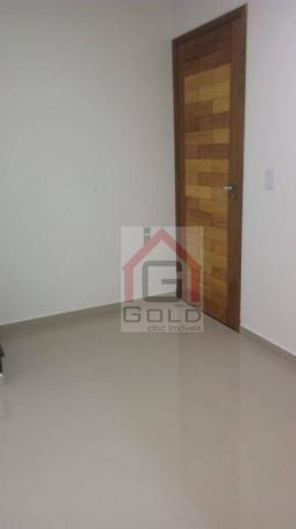 Sobrado com 2 dormitórios à venda, 70 m² por R$ 350.000 - Vila São Pedro - Santo André/SP