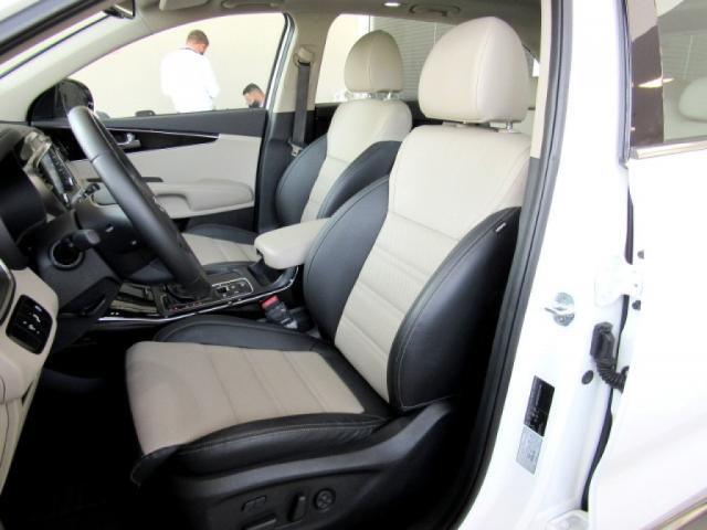 KIA SORENTO 2019 3.5 V6 GASOLINA EX 7 LUGARES 4WD AUTOMÁTICA BRANCA COMPLETA + TETO SOLA - Foto 13