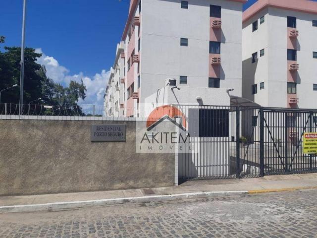 Apartamento com 2 dormitórios à venda, 53 m² por R$ 149.990,01 - Rio Doce - Olinda/PE