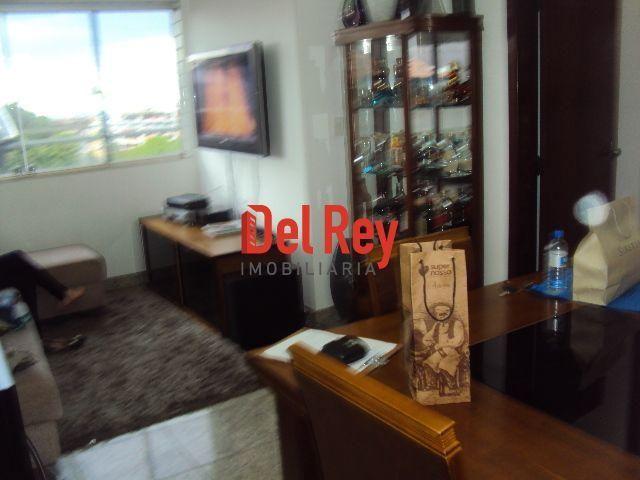 Apartamento à venda com 3 dormitórios em Caiçaras, Belo horizonte cod:1864 - Foto 5