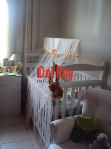 Apartamento à venda com 3 dormitórios em Caiçaras, Belo horizonte cod:2047 - Foto 5