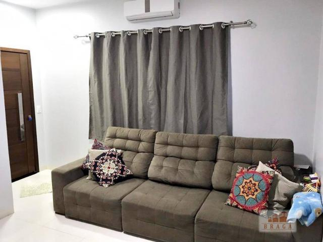 Casa com 2 dormitórios à venda, 106 m² por R$ 220.000,00 - Jardim Oasis - Navirai/MS - Foto 5
