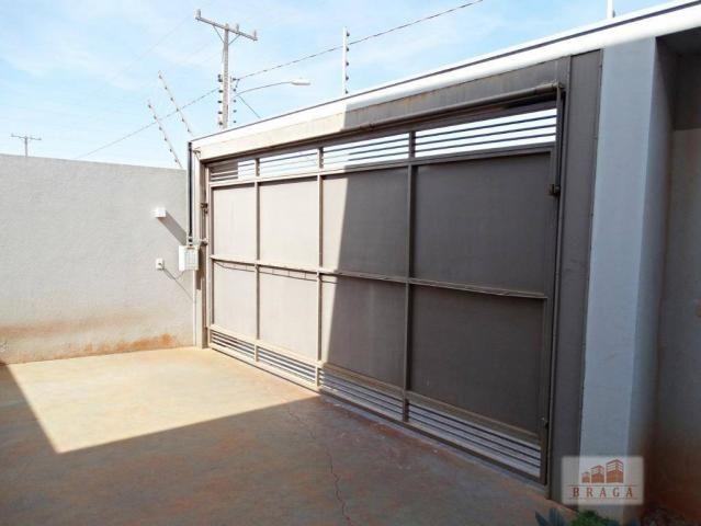 Vende-se casa com 150,41 m2 de laje, Bairro Green Ville ll ? Naviraí - MS - Foto 9