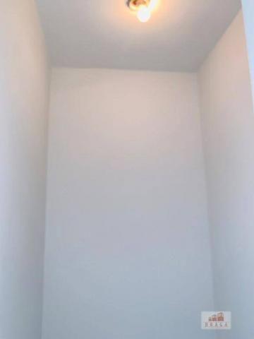 Apartamento com 3 dormitórios para alugar, 70 m² por R$ 950/mês - Centro - Navirai/MS - Foto 16