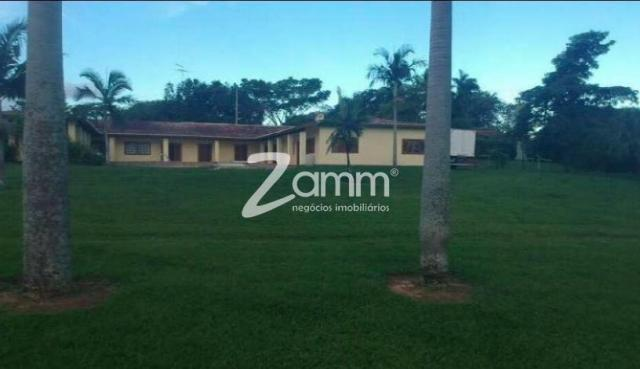 Chácara à venda com 5 dormitórios em Sousas, Campinas cod:FA001327 - Foto 4