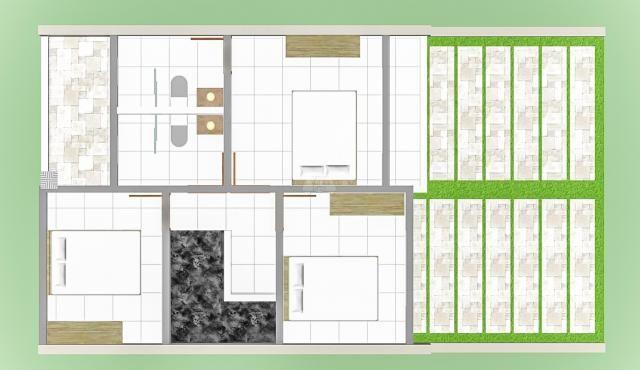 Casa à venda com 3 dormitórios em Monções, Pontal do paraná cod:145430 - Foto 7