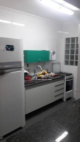 Apartamento com 1 dormitório à venda, 53 m² por R$ 170.000,00 - Canto do Forte - Praia Gra - Foto 6