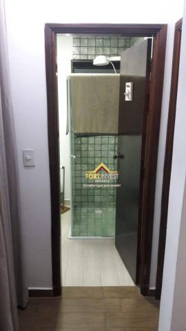 Apartamento com 1 dormitório à venda, 53 m² por R$ 170.000,00 - Canto do Forte - Praia Gra - Foto 10