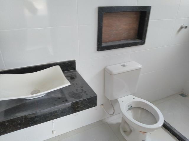 Excelente casa em condomínio do lado atacadão havan com visita privilegiada - Foto 13