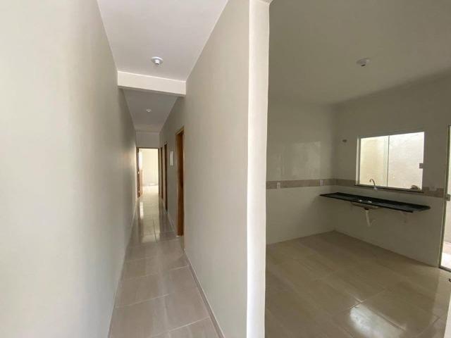 Ultimas unidades, casa 2 quartos com suite pronta p/ morar - Foto 5
