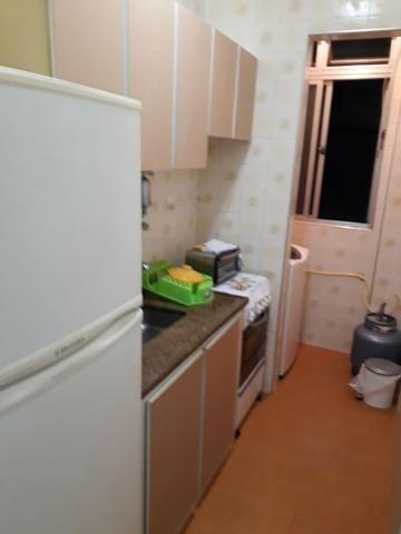 Apartamento padrão, bem conservado no bairro José Menino! *CÓDIGO 474 - Foto 3