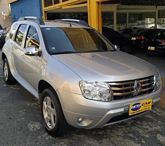 DUSTER 2012/2013 2.0 DYNAMIQUE 4X2 16V FLEX 4P AUTOMÁTICO