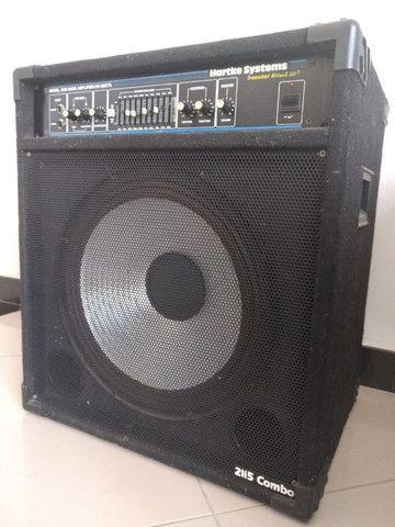 Amplicador Hartke model 2000 + Caixa