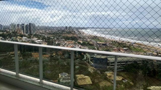 Hemisphere 360 - Pituaçu, 4 quartos, vista mar - L.O.C.A.Ç.Ã.O