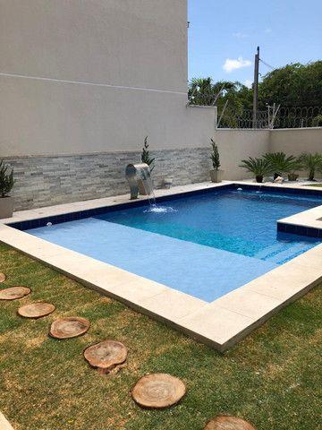 CD 017, Sapiranga, Casa duplex com 05 quartos, 03 vagas, 250 m2, piscina - Foto 4