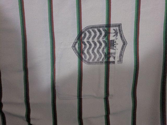 Camiseta Osklen Listrada GG NOVA - Foto 4