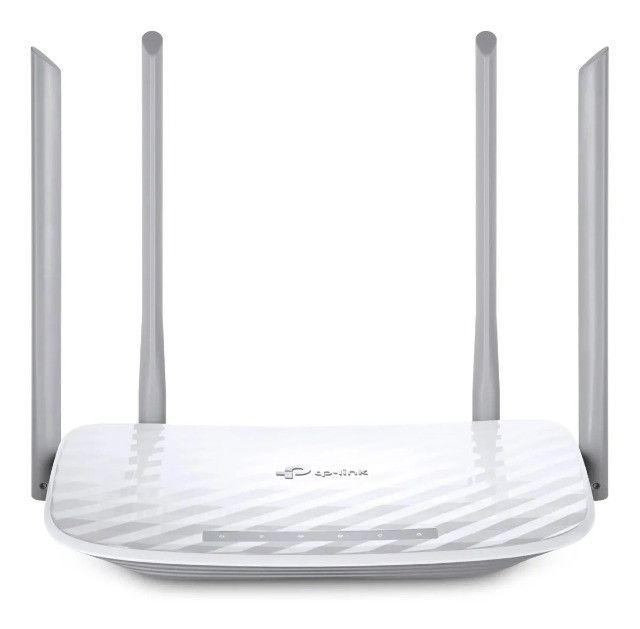 Roteador Tp-link Gigabit Archer C5 Wi-fi Dual Band Gigabit 1200mbps USB - Loja Natan Abreu - Foto 3