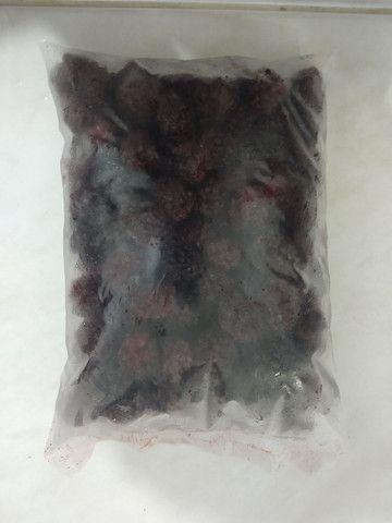 Amora Graúda Congelada pacote 1 kg - Foto 3